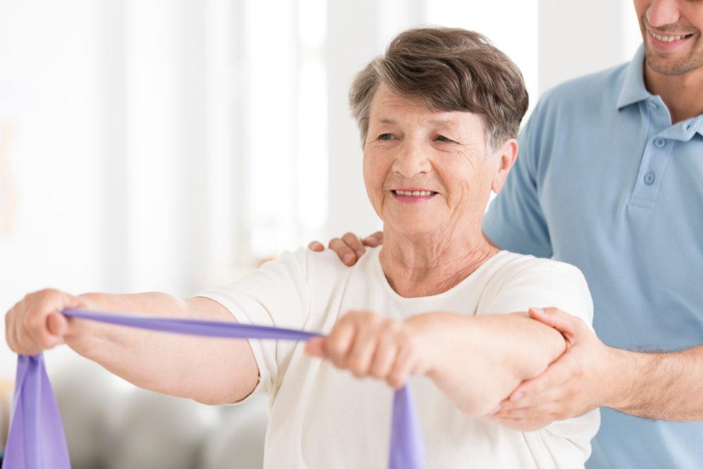 Servicios de fisioterapia